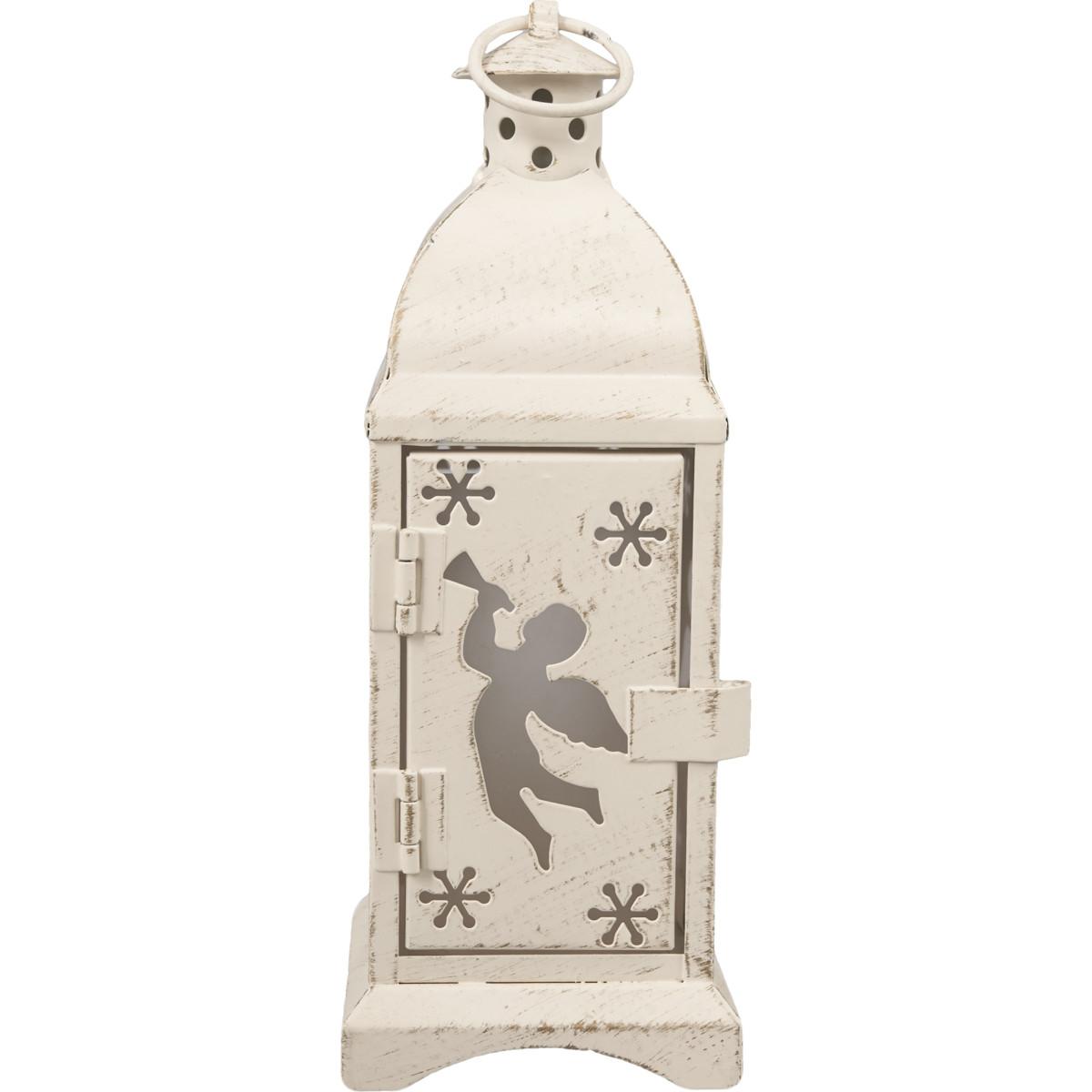 Декоративный светильник светодиодный &#34Ангел&#34 со встроенной мерцающей свечкой