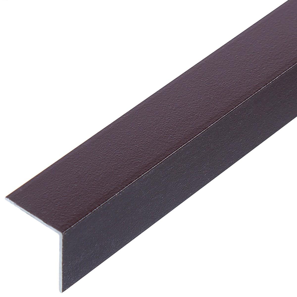 Уголок QuickStick 20x20x1x2000 мм алюминий цвет медь