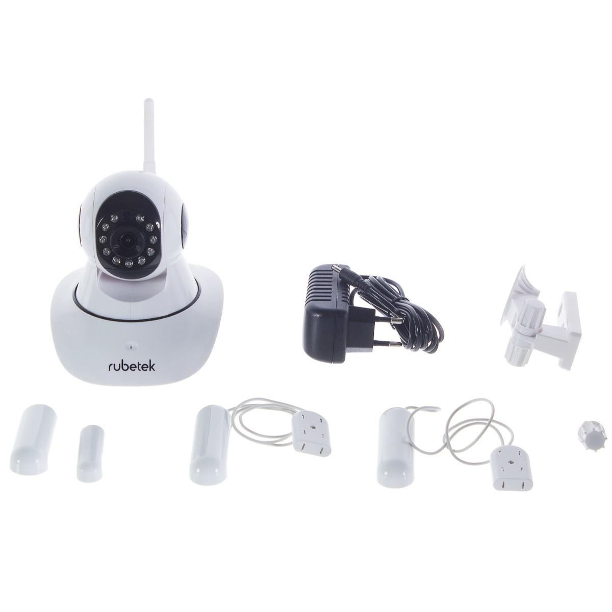 Комплект Rubetek Видеоконтроль и безопасность