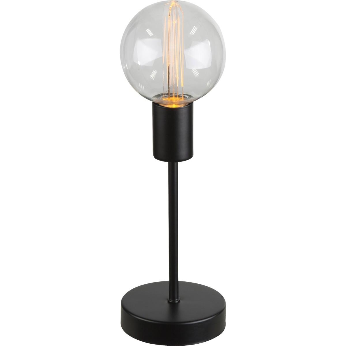 Декоративный светильник светодиодный «Globo» 1x006 Вт цвет черный