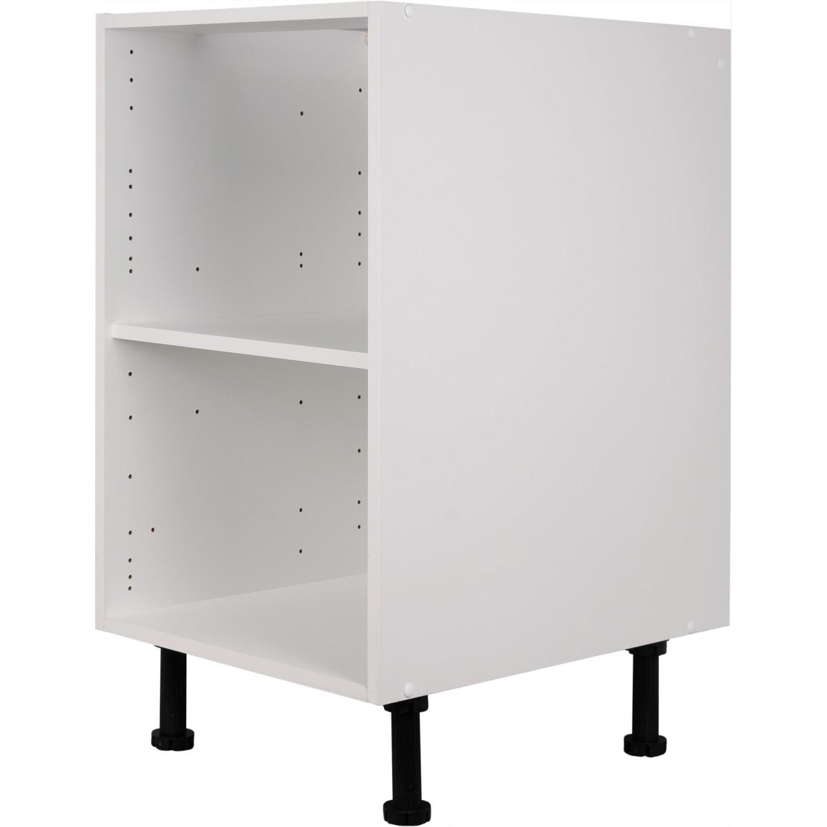 Каркас напольный 45x70x56 см ЛДСП цвет белый