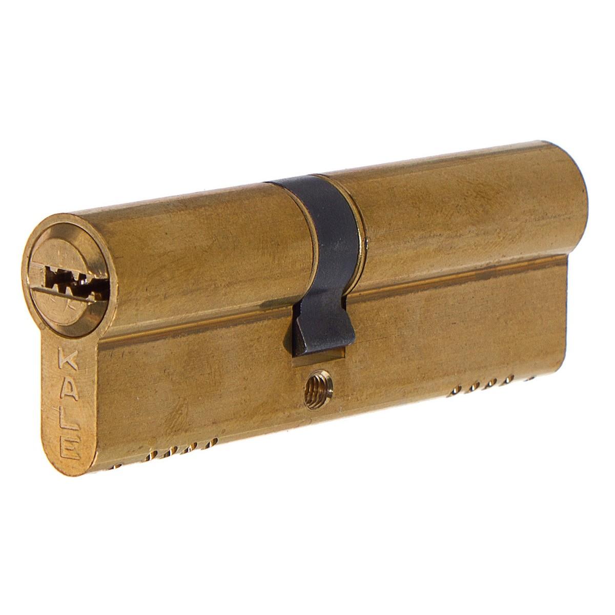 Цилиндр ключ/ключ 40х50 золото164 OBS SNE/90