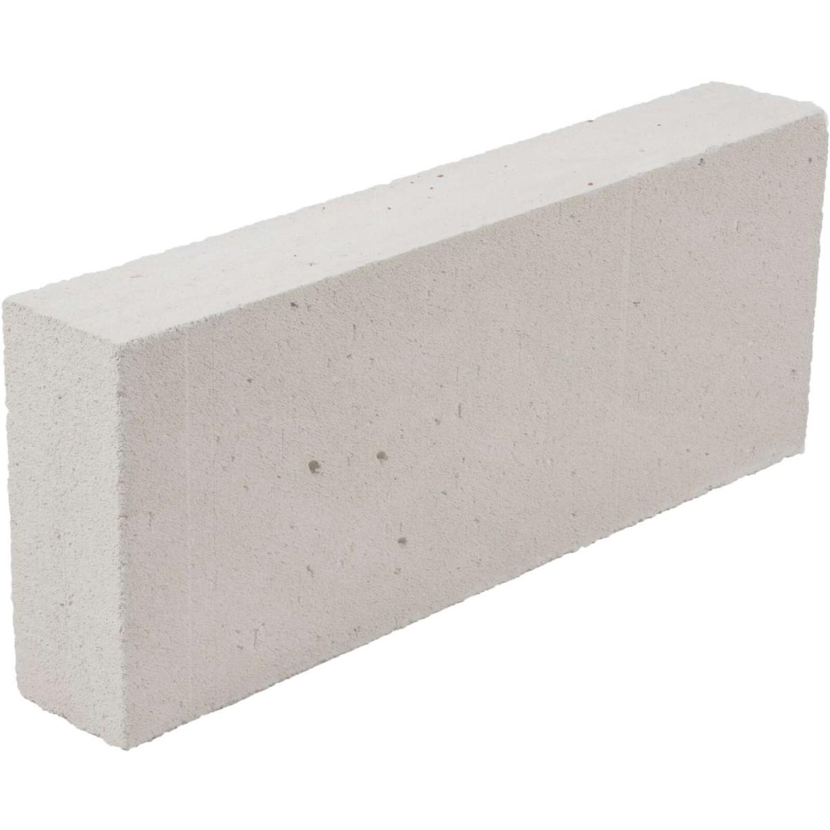 Блок газобетонный  150х250х600 мм