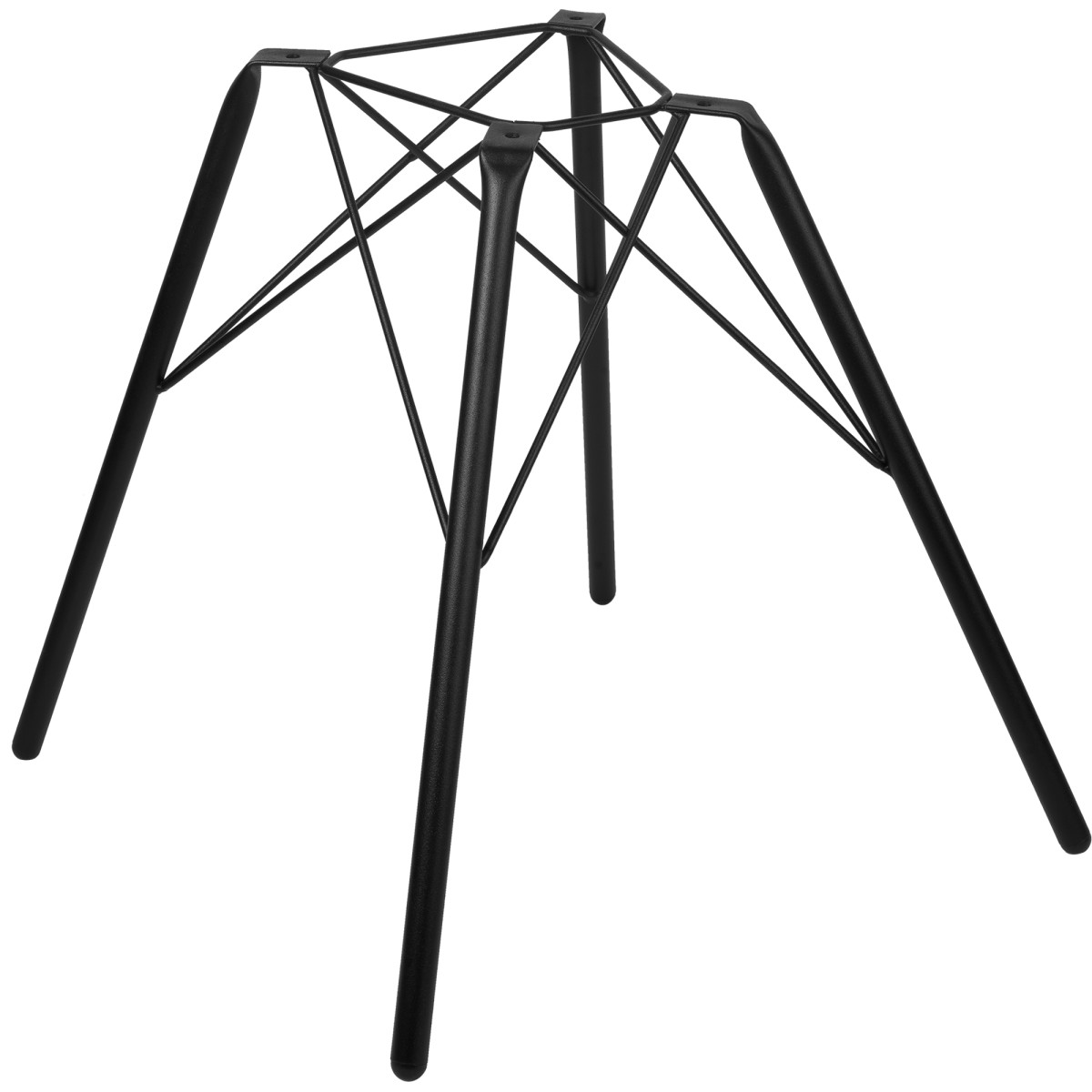 Каркас стула Sheffilton SHT-S37 цвет чёрный муар