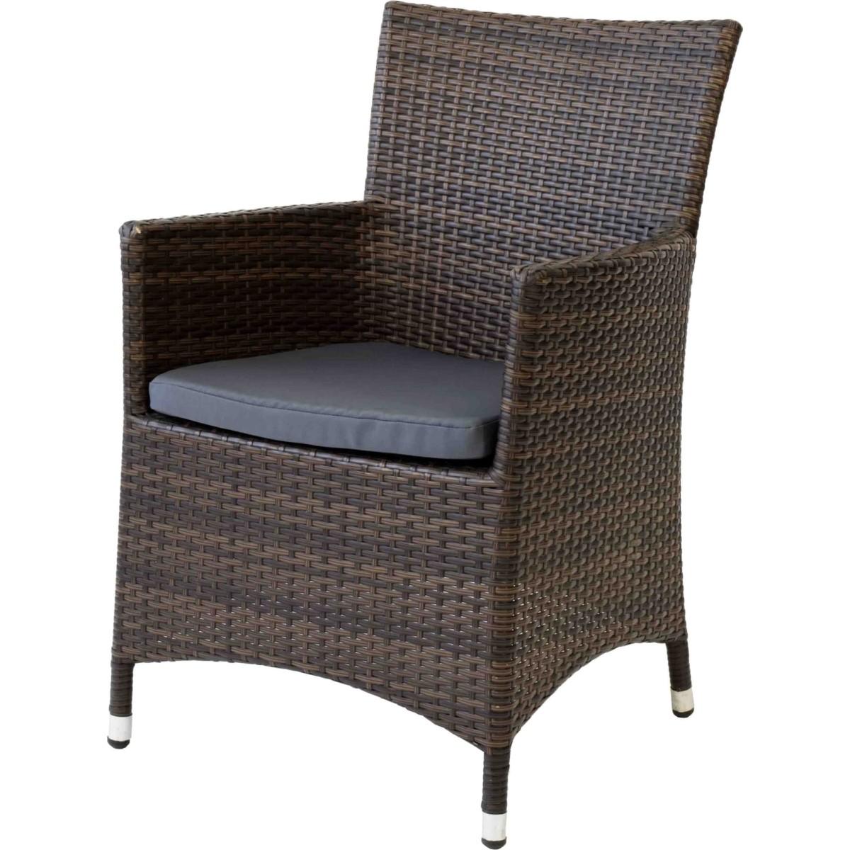 Кресло Марэ цвет черный