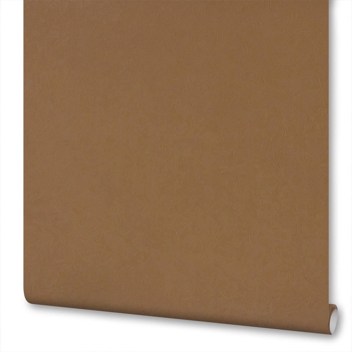 Обои на флизелиновой основе Inspire Silk 1.06х10 м Эффект шелка цвет коричневый