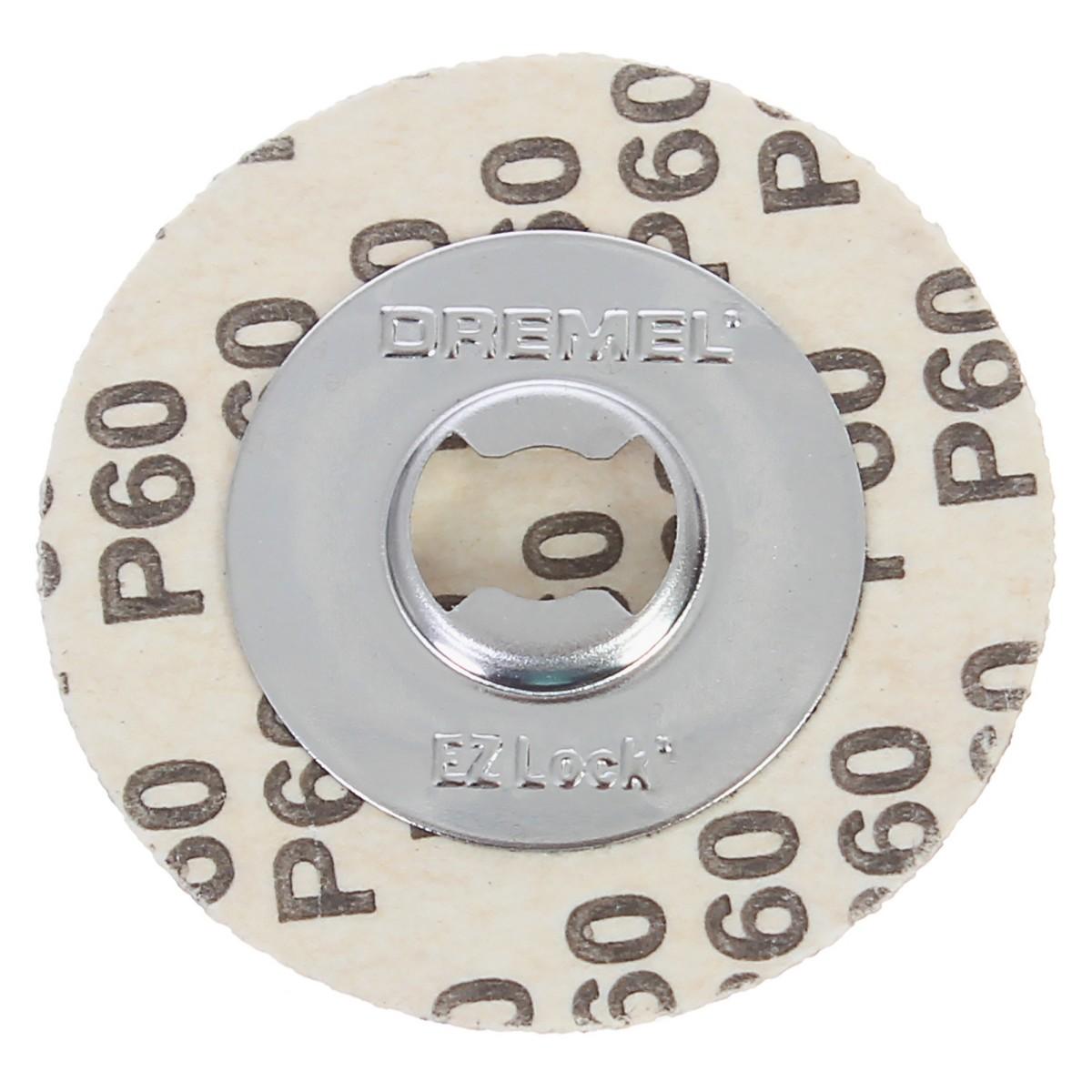 Диск Шлифовальный Dremel Sc411 P60 D30 6