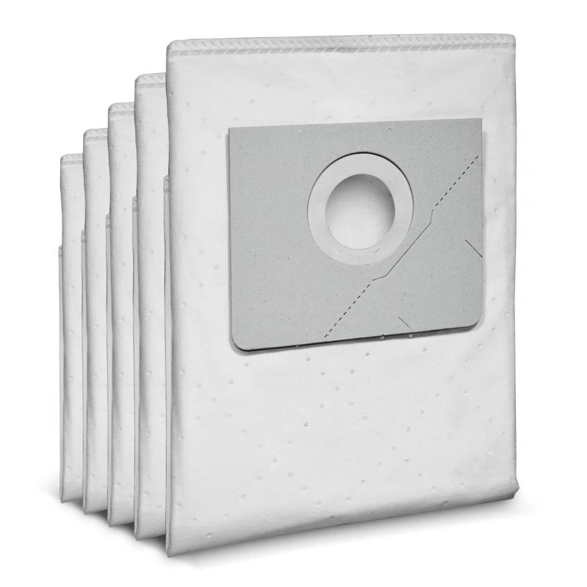 Фильтр-мешки из нетканого материала Karcher для пылесосов NT 20/1