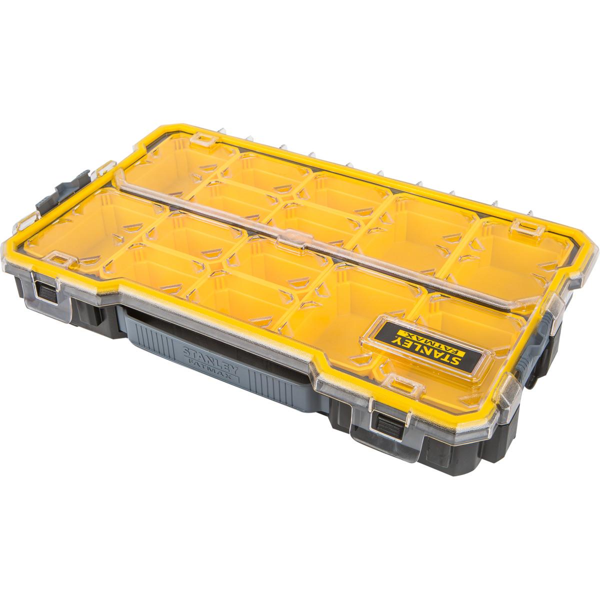 Органайзер Fatmax 440x65x275 мм 13 ящиков пластик