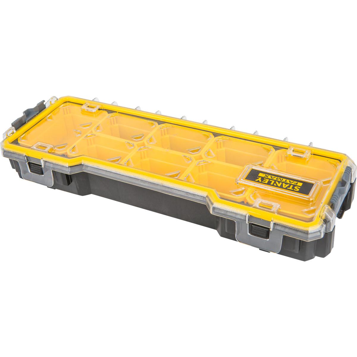 Органайзер Fatmax 440x65x160 мм 8 ящиков пластик