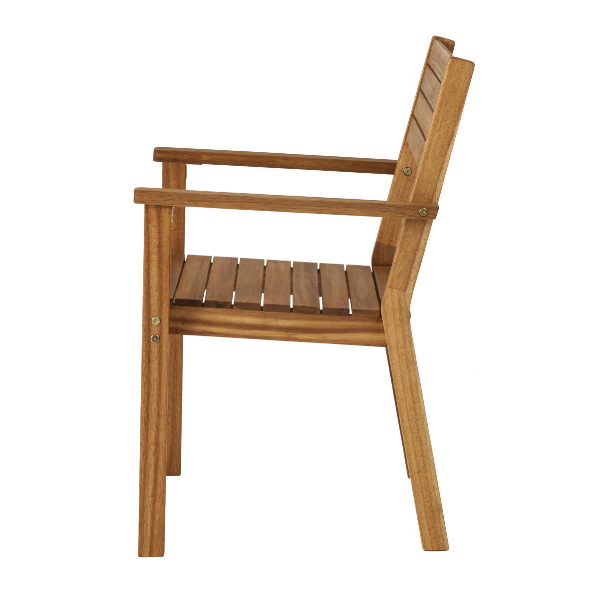 Кресло Porto Абелируемое Дерево (Акация)