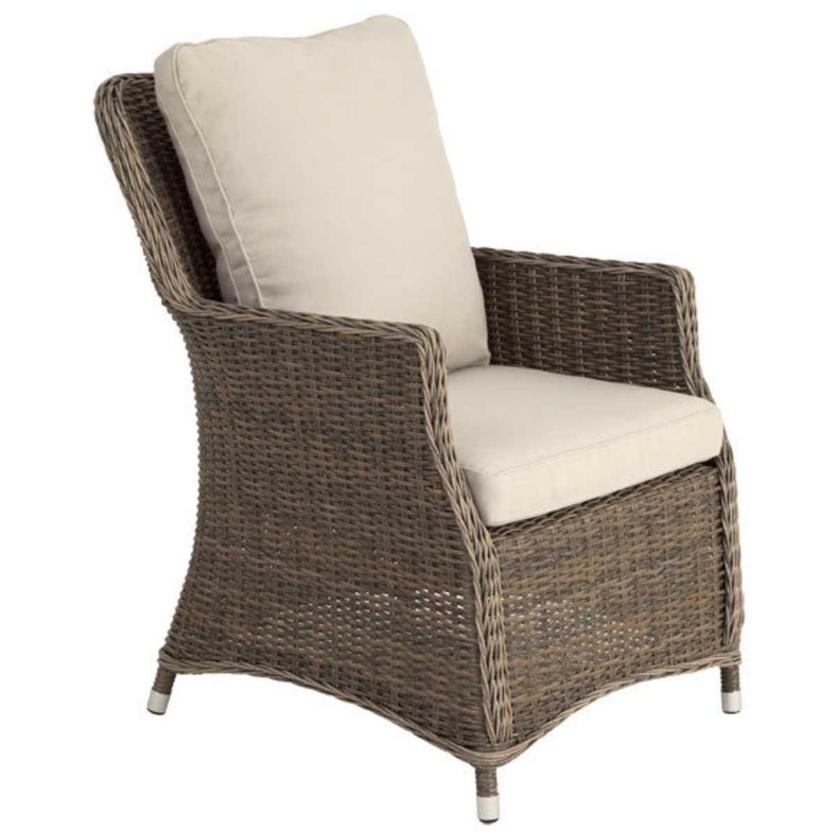 Кресло Садовое Manhattan Текстиль/Металл