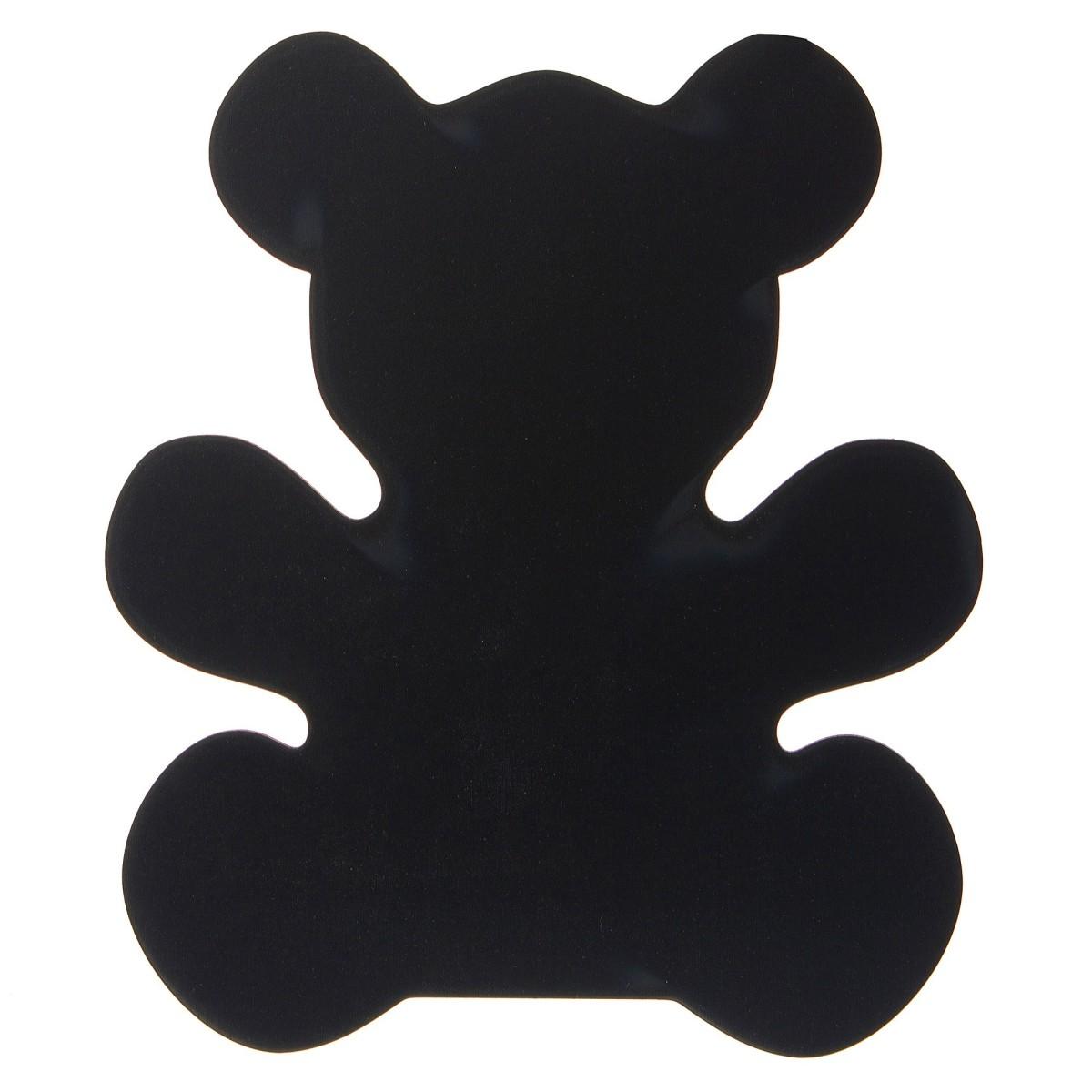 Доска для записей меловая «Медведь»