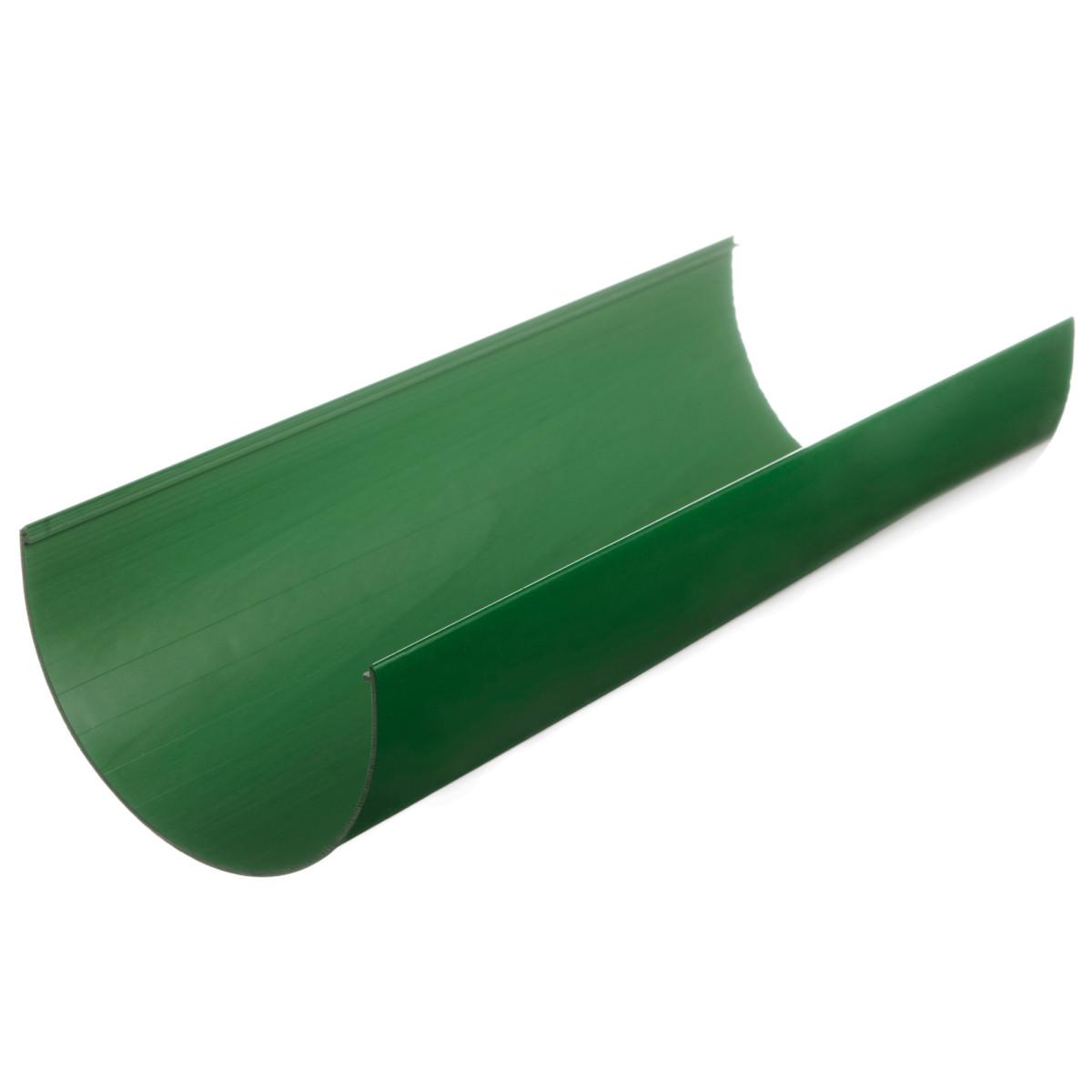 Желоб водосточный Dacha 120 мм 3 м зеленый