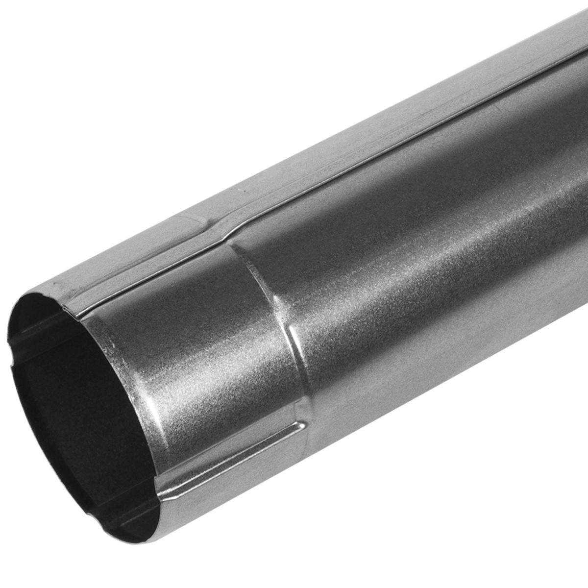 Труба круглая D90 мм 1000 мм оцинкованная
