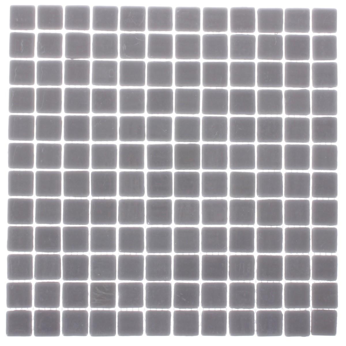 Мозаика Antarra Mono 31х31 см цвет серый