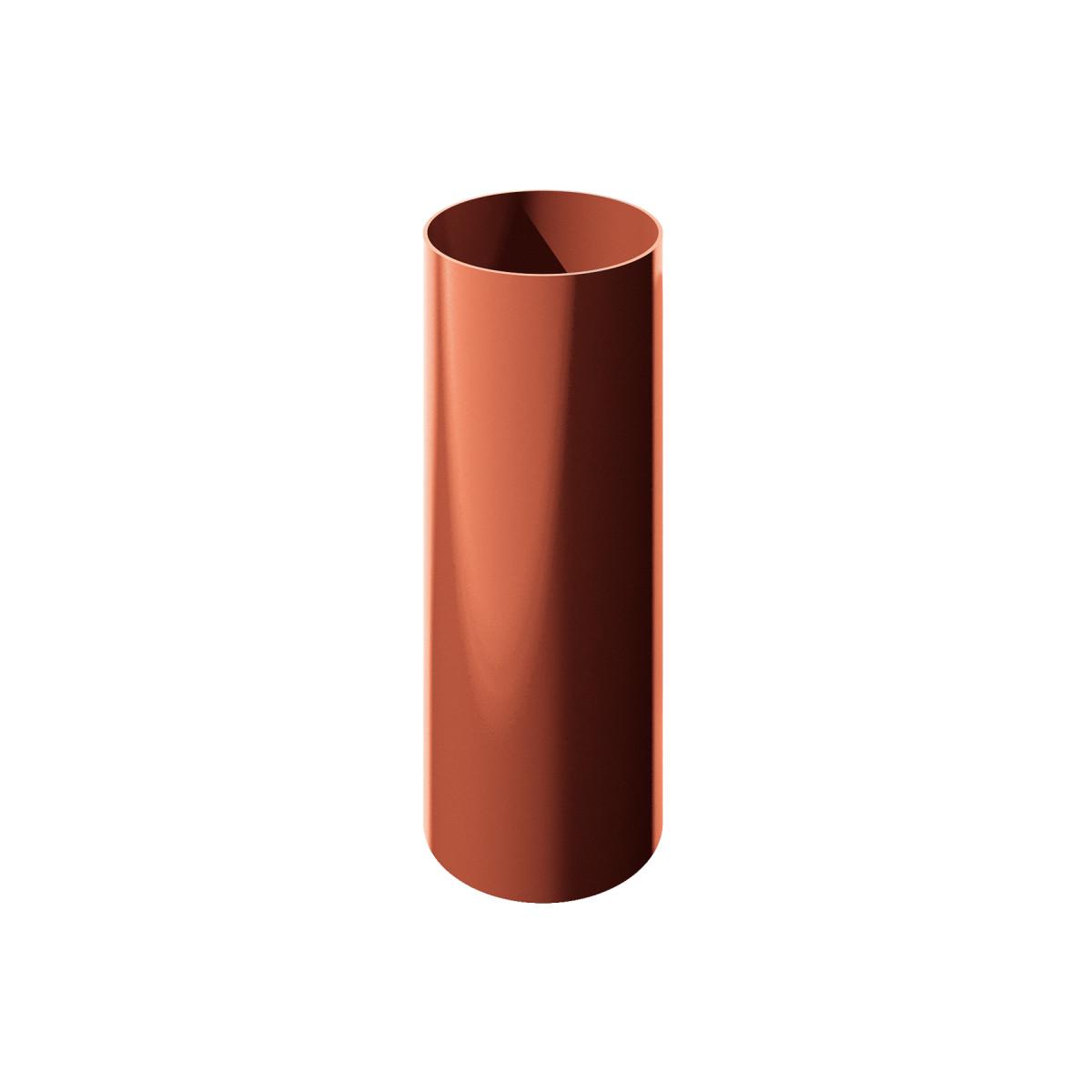 Verat труба 1 м цвет красный