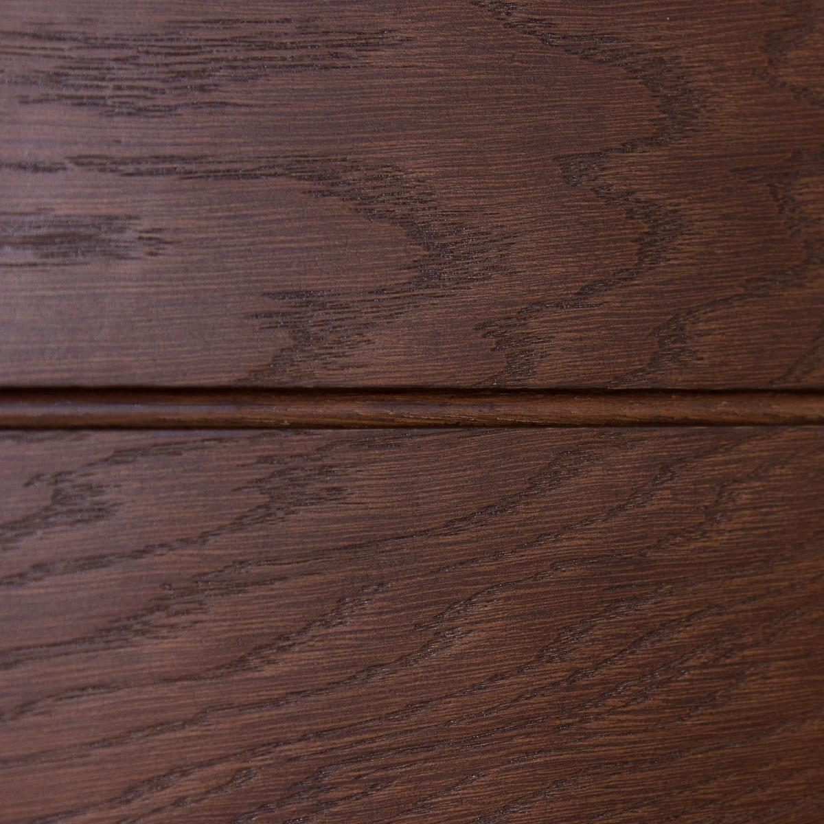 Дверь Межкомнатная Глухая Шпон Антик 90x200 Цвет Дуб Антик