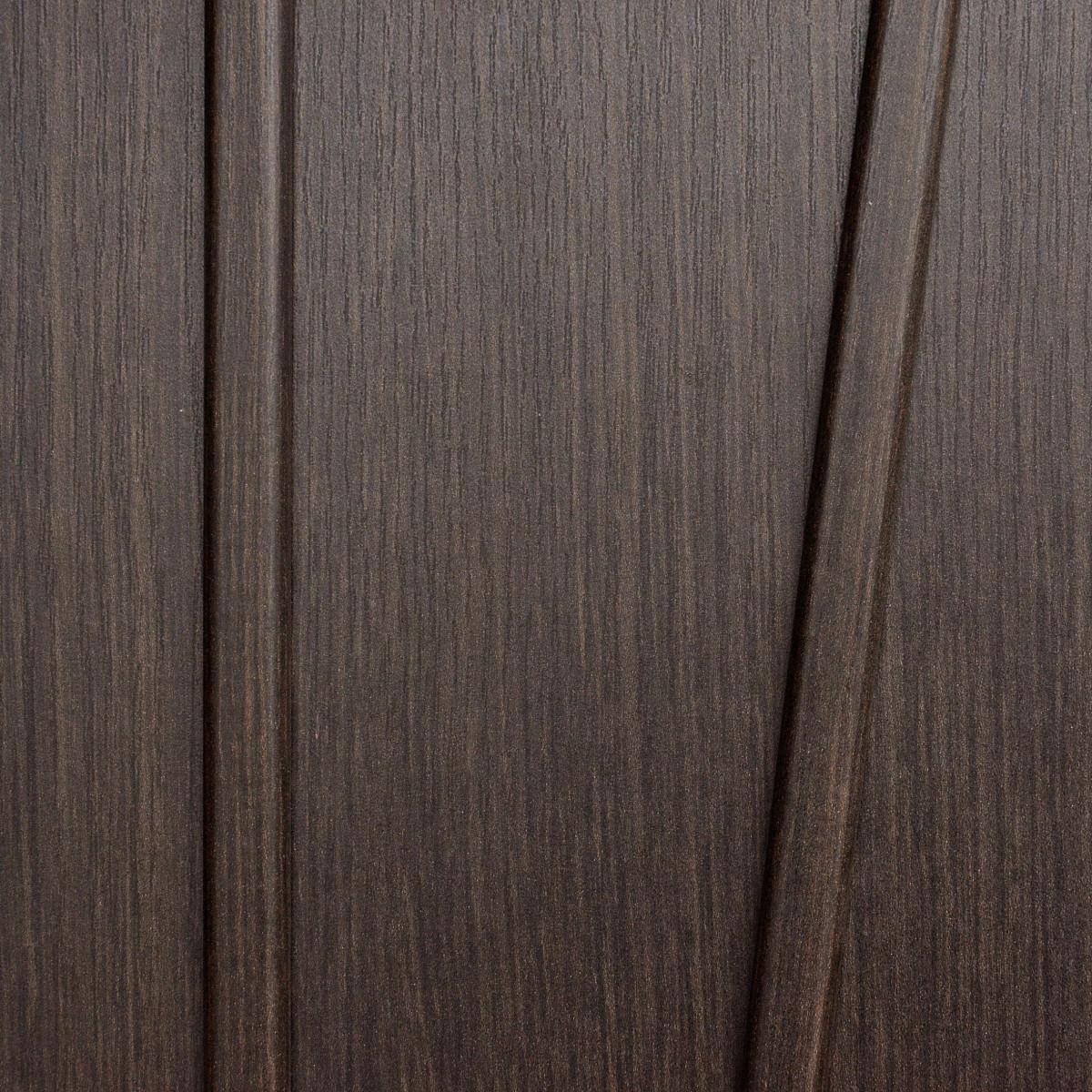 Дверь Межкомнатная Глухая Ламинированная Белеза 70x200 Цвет Венге