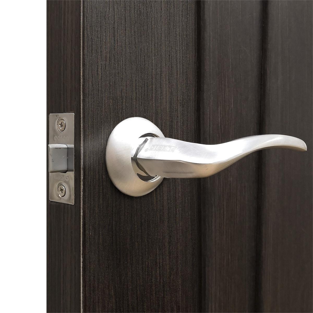 Дверь Межкомнатная Глухая Ламинированная Белеза 80x200 Цвет Венге