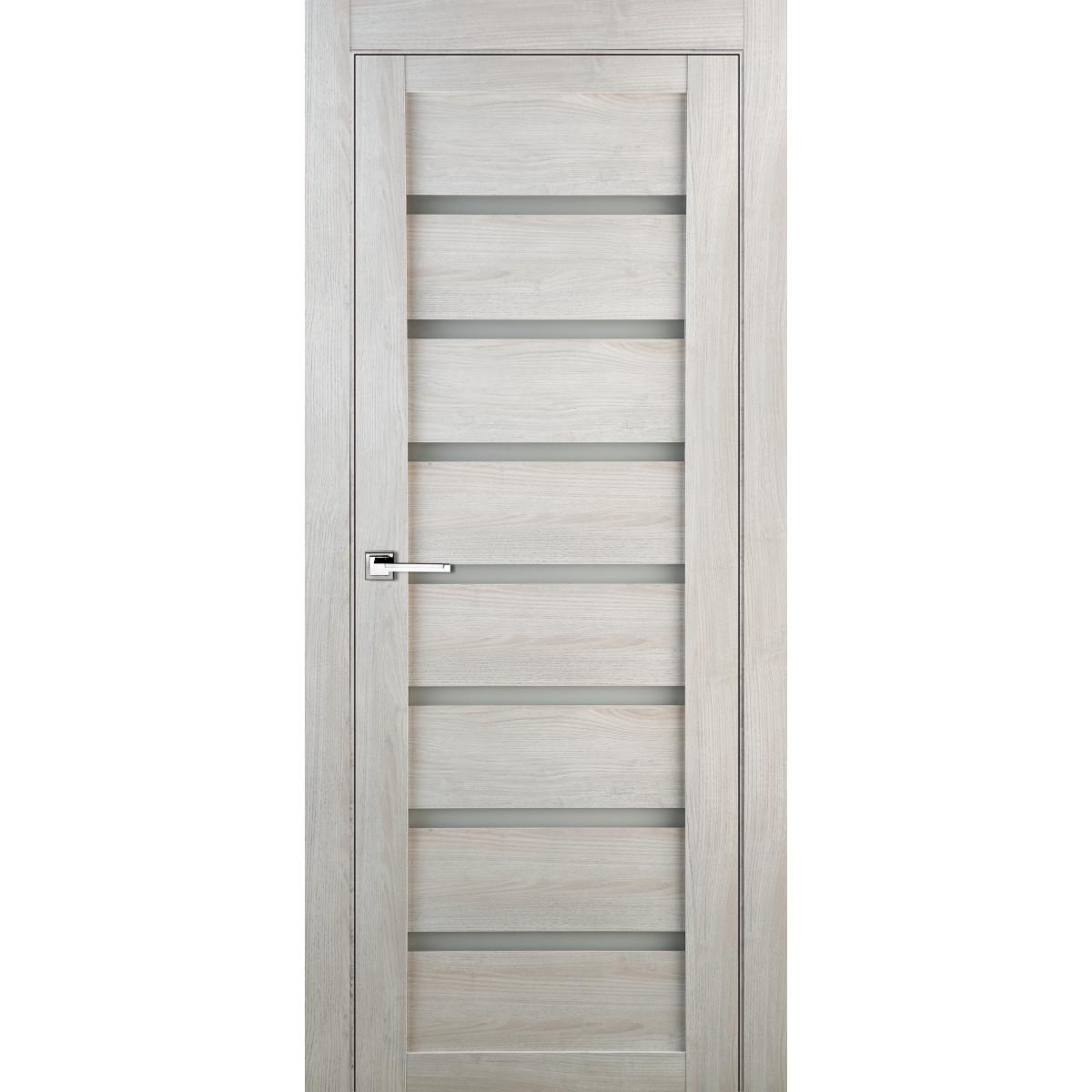 Дверь Межкомнатная Лайн 70x200 Цвет Дуб Бриг