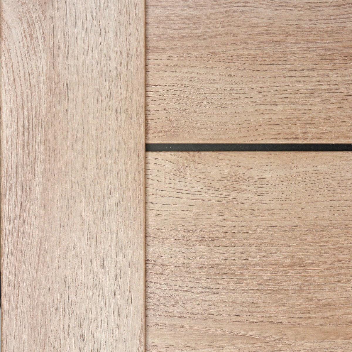 Дверь Межкомнатная Лайн 80x200 Цвет Дуб Глостер