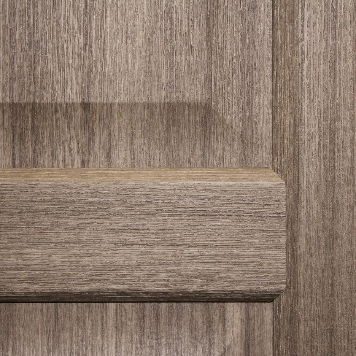 Дверь Межкомнатная Глухая Artens Мария 90x200 Цвет Серый Дуб