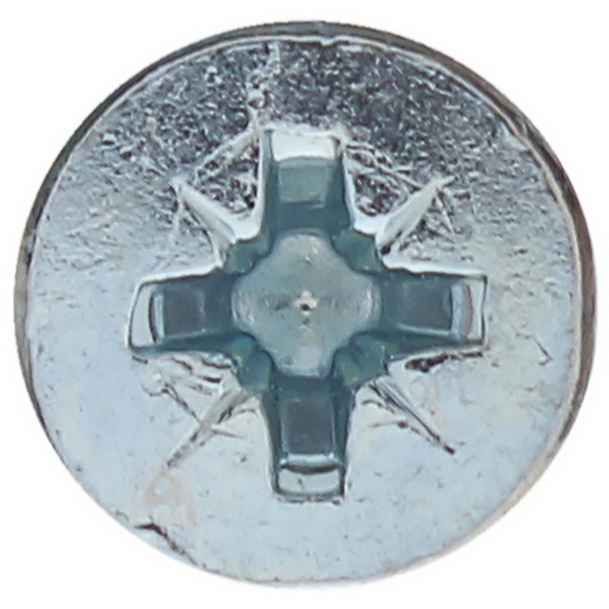 Дюбель-Гвоздь Потайной Standers 8x80 Нейлон 40