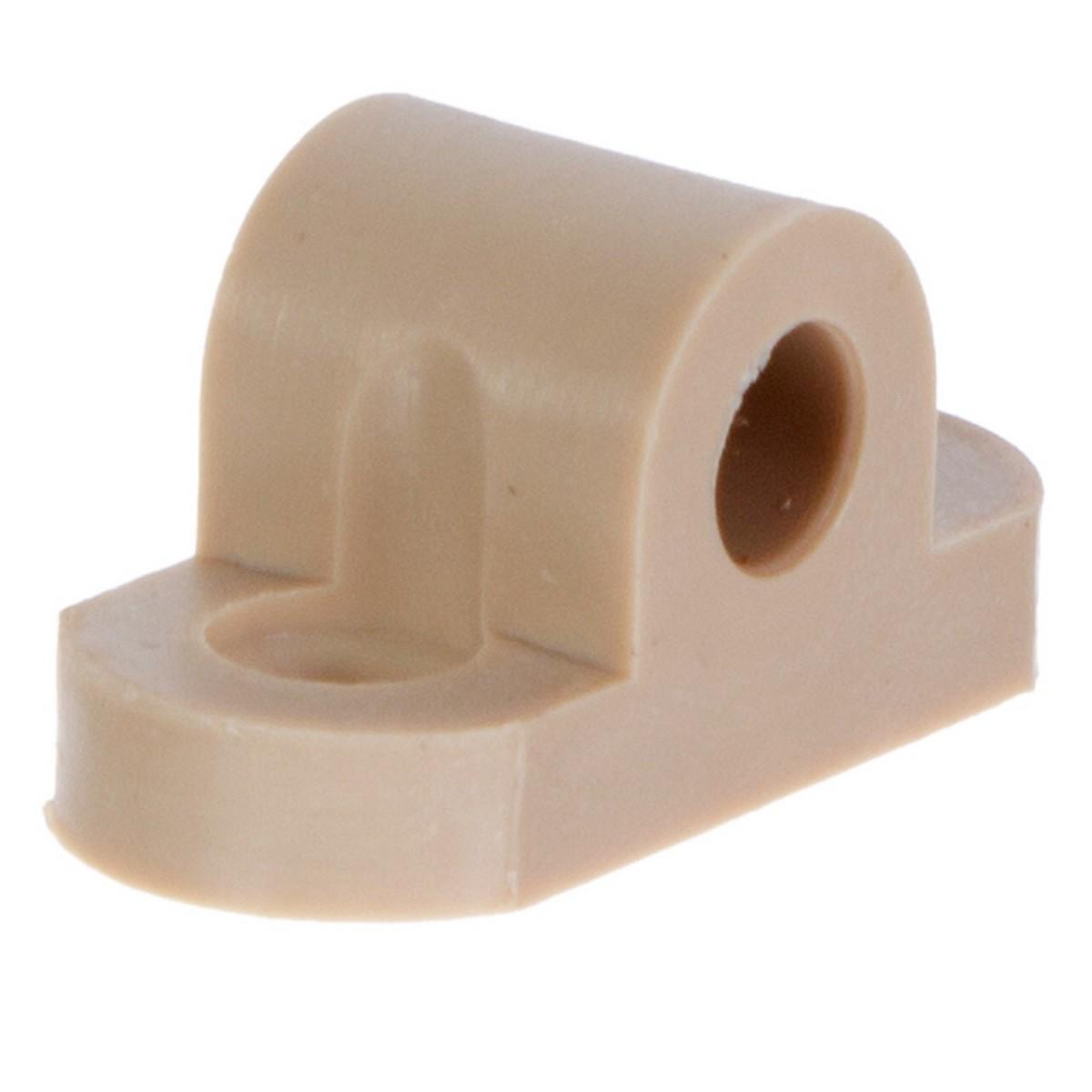 Кронейн Мебельный Крепеж Пластик Цвет Бежевый 8