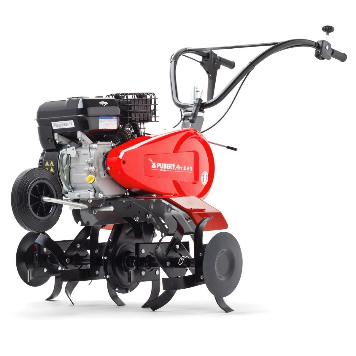 Мотокультиватор бензиновый Pubert Aro 60 90 см. 6 л/с
