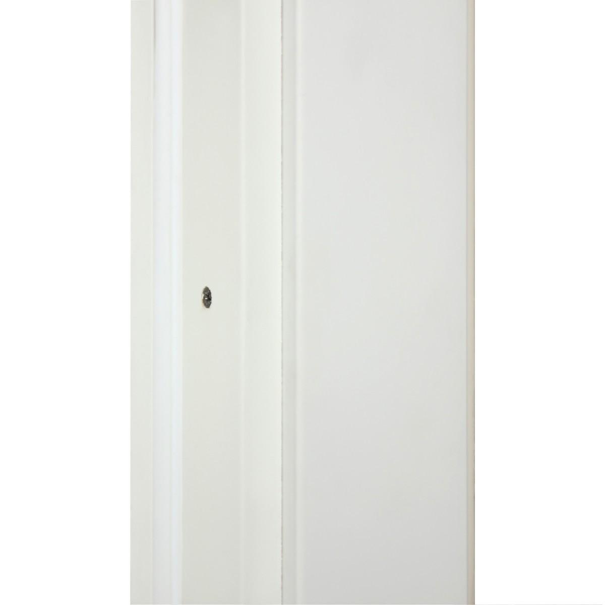 Дверь Межкомнатная Глухая Дэлия 90x200 Цвет Белый