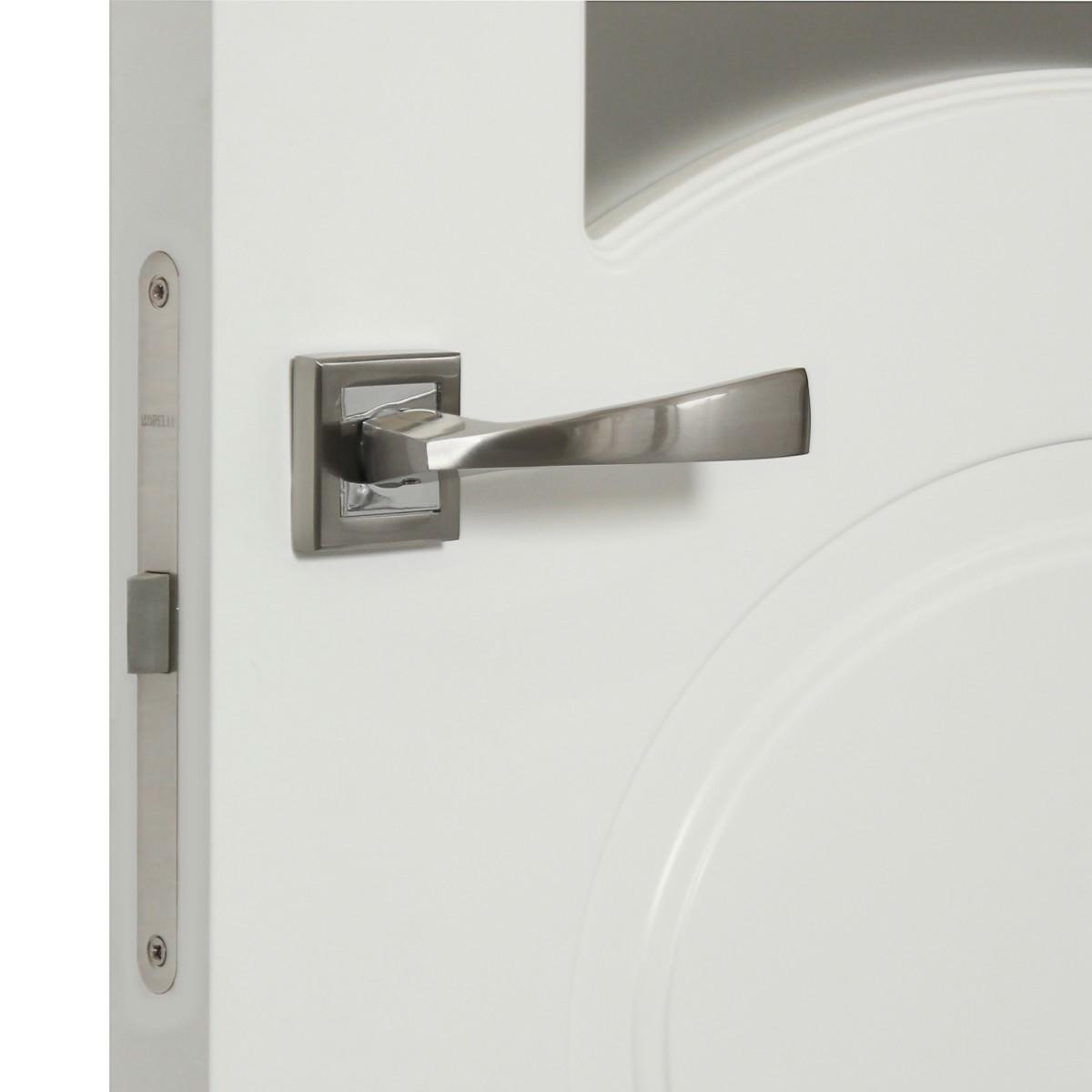 Дверь Межкомнатная Остеклённая Дэлия 60x200 Цвет Белый