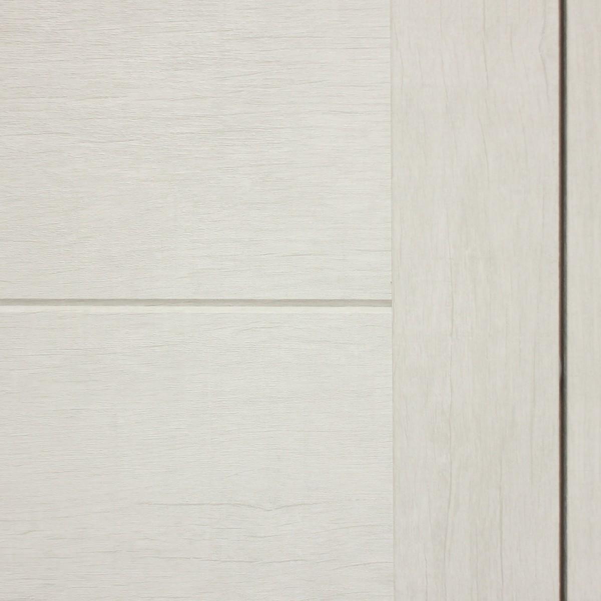 Дверь Межкомнатная Глухая Техно 60x200 Цвет Серый Дуб