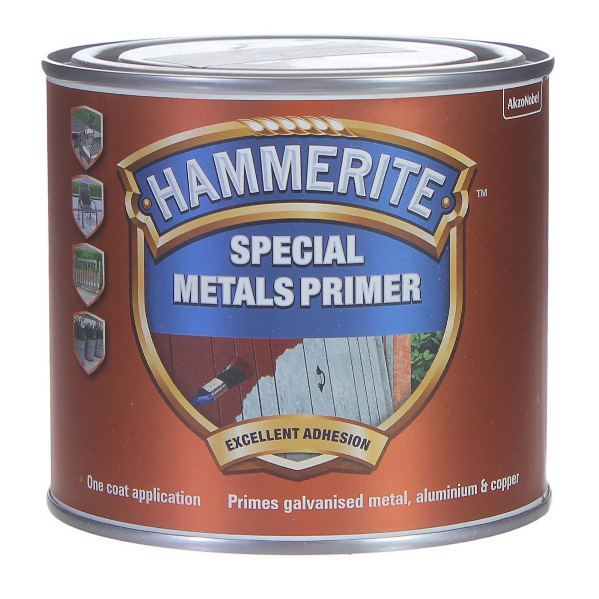 Грунт для цветных металлов Hammerite 05 л