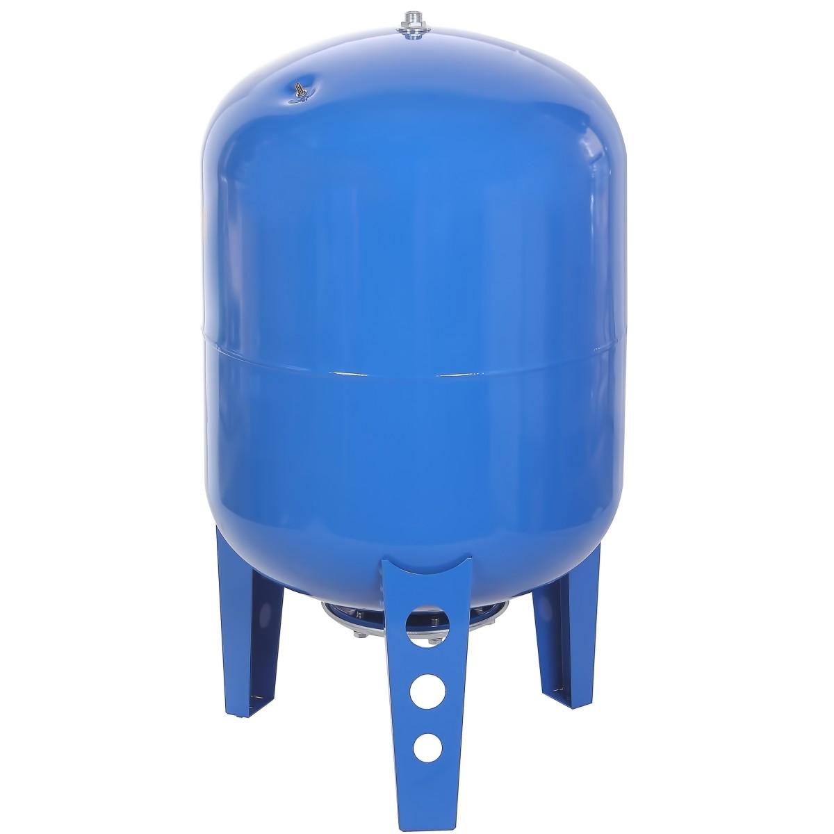 Гидроаккумулятор вертикальный 200 л фланец оцинкованная сталь