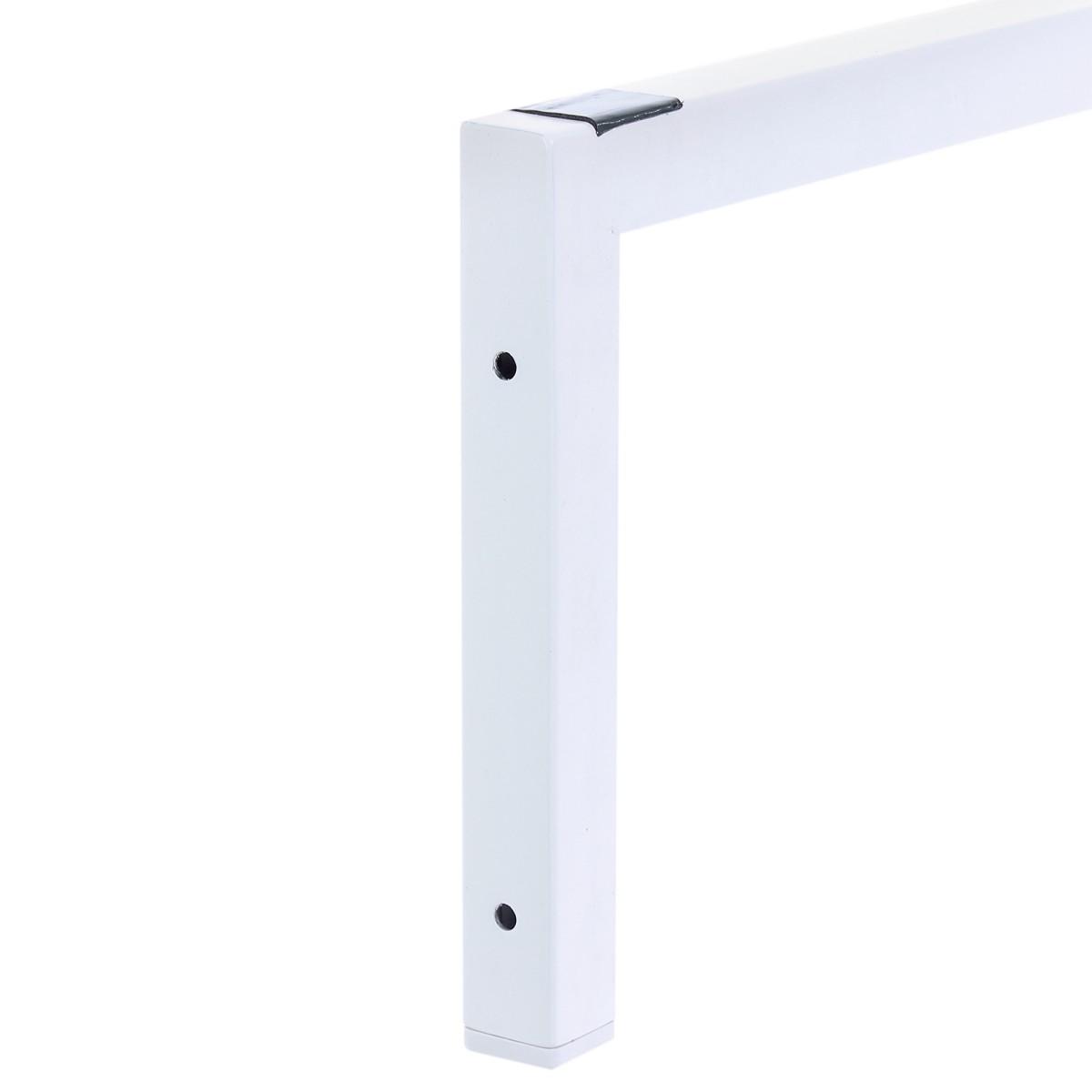 Кронейн Г-Образный 450Х200 Цвет Белый 2