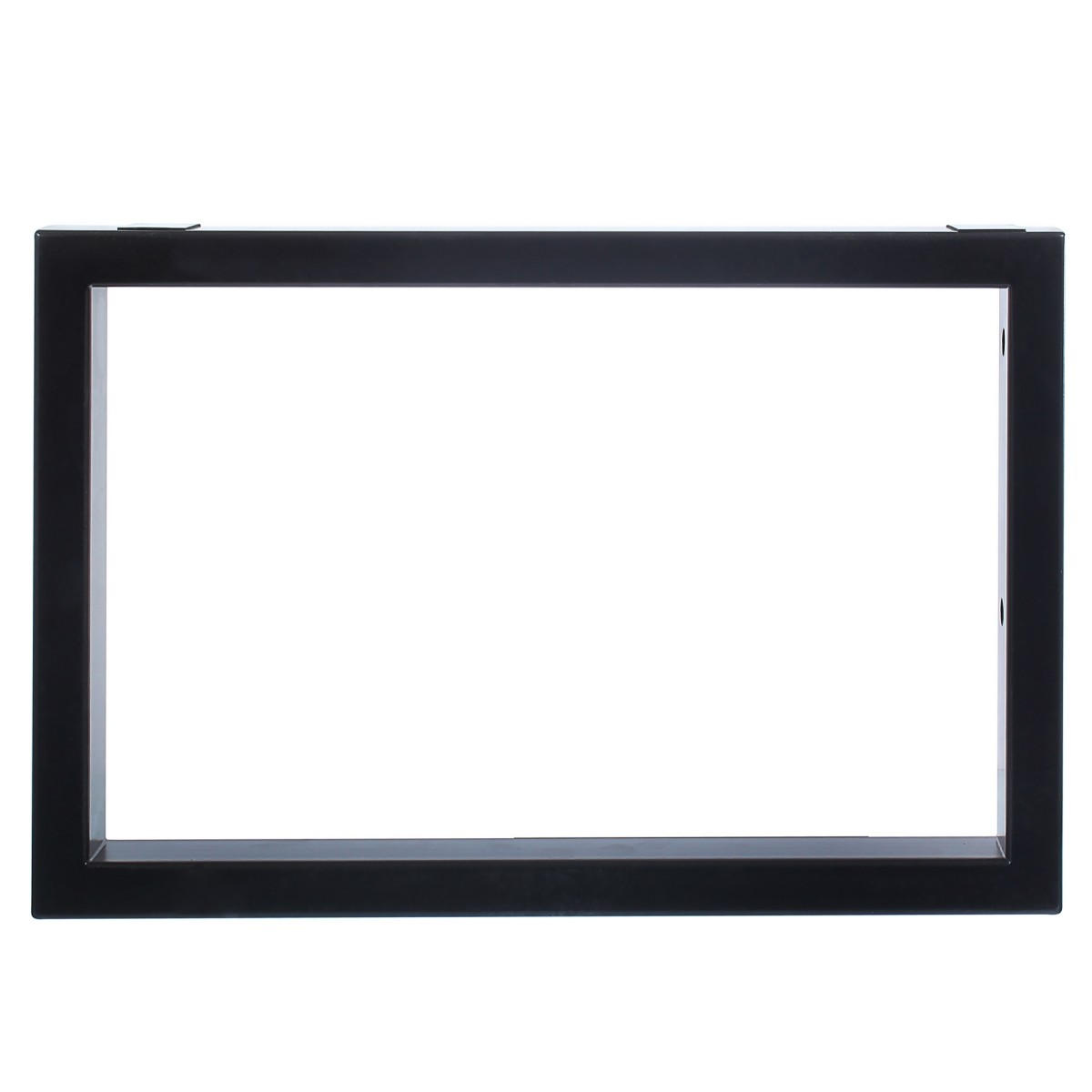 Кронштейн подвесной 450х300 мм цвет черный 2 шт.