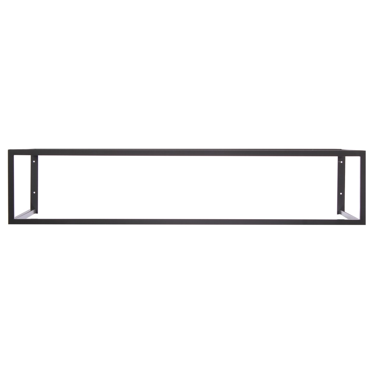 Кронштейн подвесной для столешницы 1195х450х250 см цвет серый