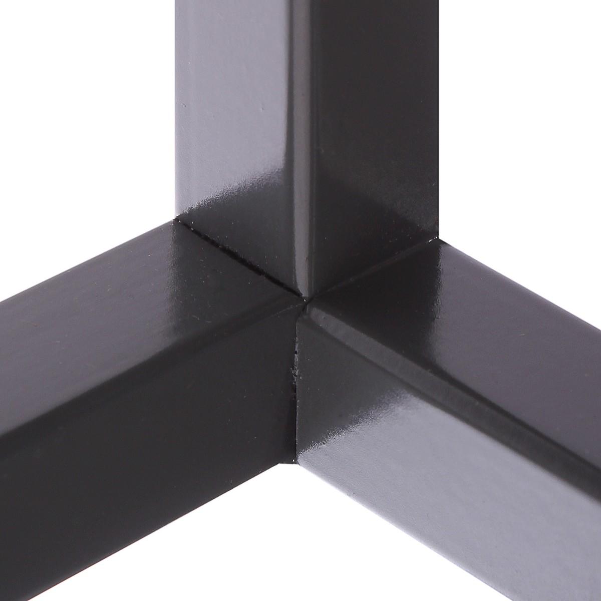 Кронейн Подвесной Для Столешницы 1195Х450Х250 Цвет Серый