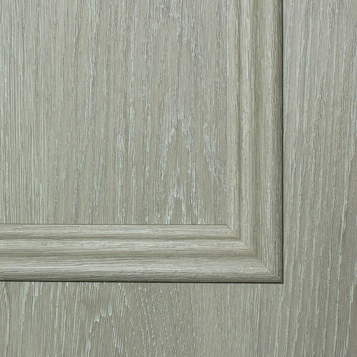 Дверь Межкомнатная Глухая Престиж 80x200 Цвет Дуб