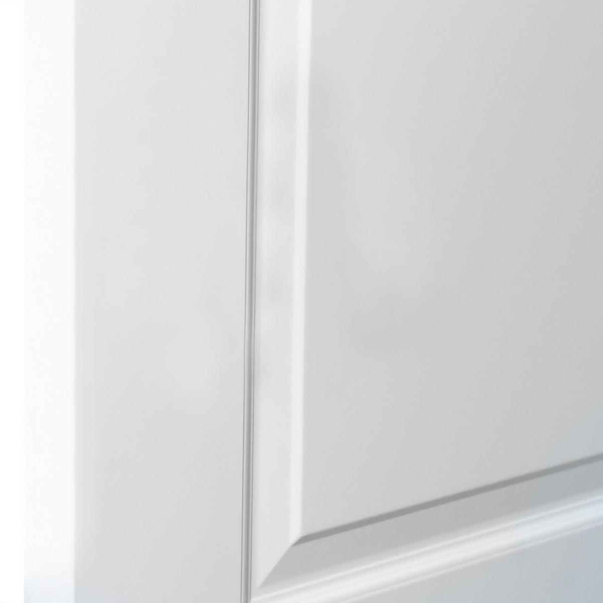 Дверь Межкомнатная Глухая Австралия 90x200 Цвет Белый
