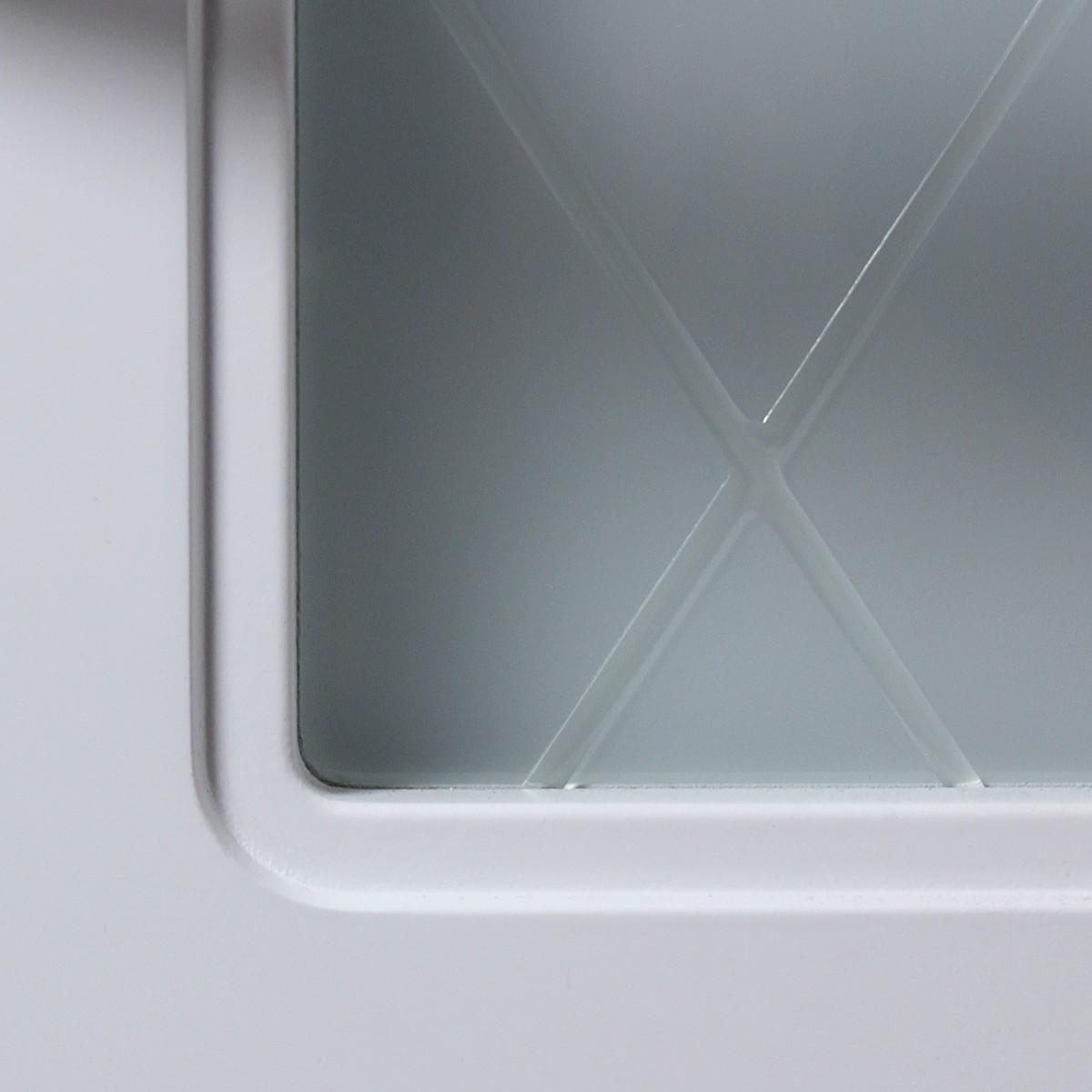 Дверь Межкомнатная Остеклённая Роялти 90x200 Цвет Белый