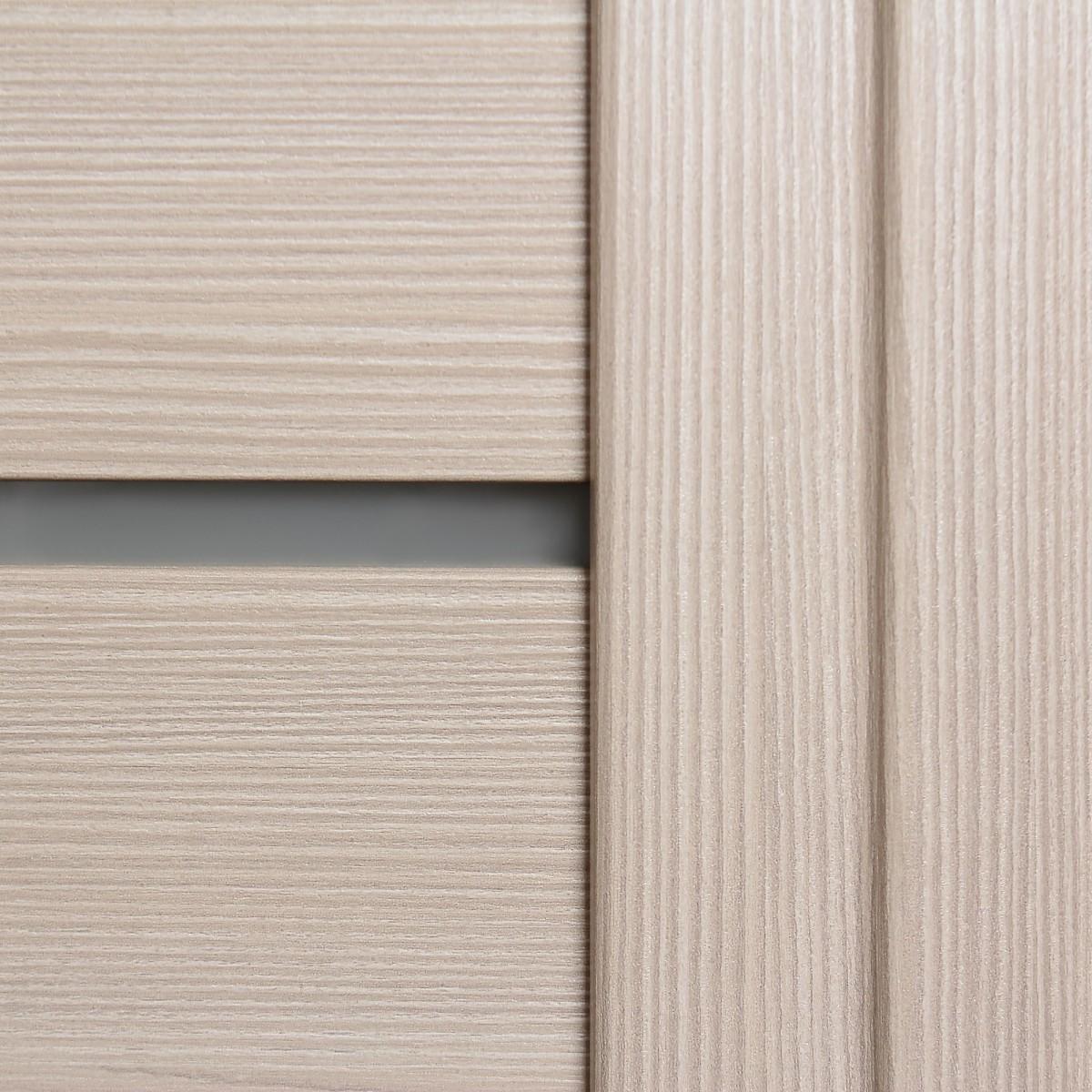 Дверь Межкомнатная Глухая С Замком В Комплекте Селект 90x200 Цвет Эшвуд