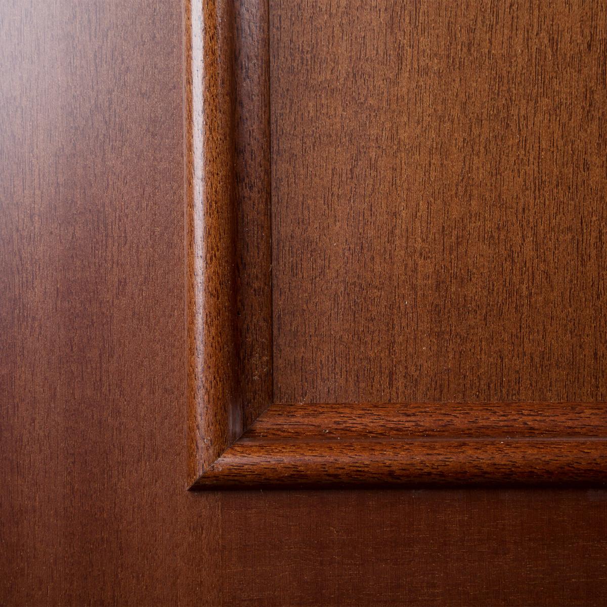 Дверь Межкомнатная Глухая Шпонированное Этерно 70x200 Цвет Итальянский Орех