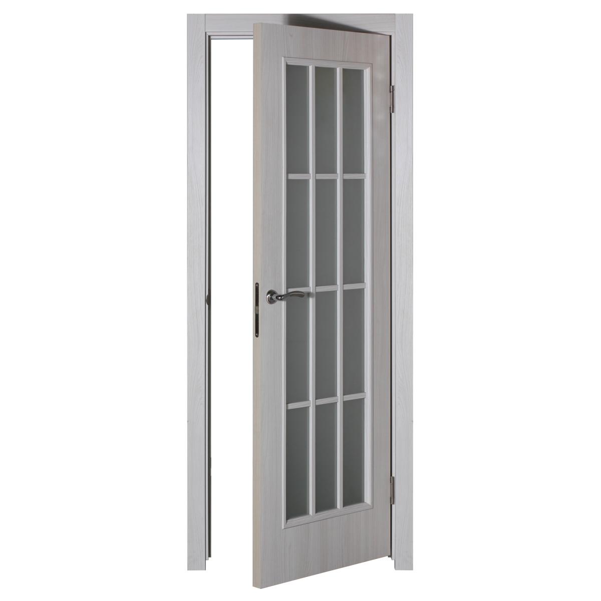 Дверь Межкомнатная Остеклённая Провенца 70x200 Цвет