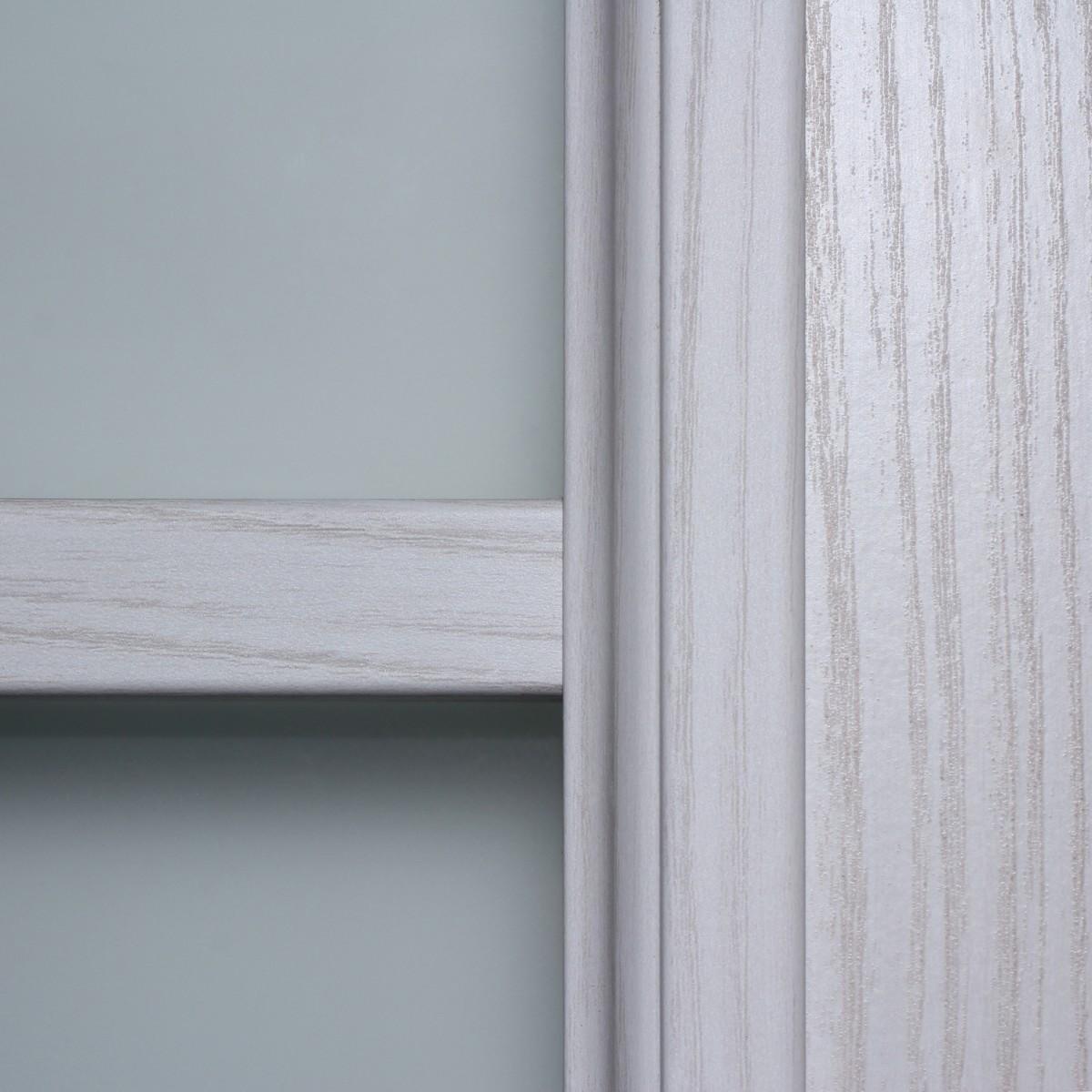 Дверь Межкомнатная Остеклённая Провенца 80x200 Цвет