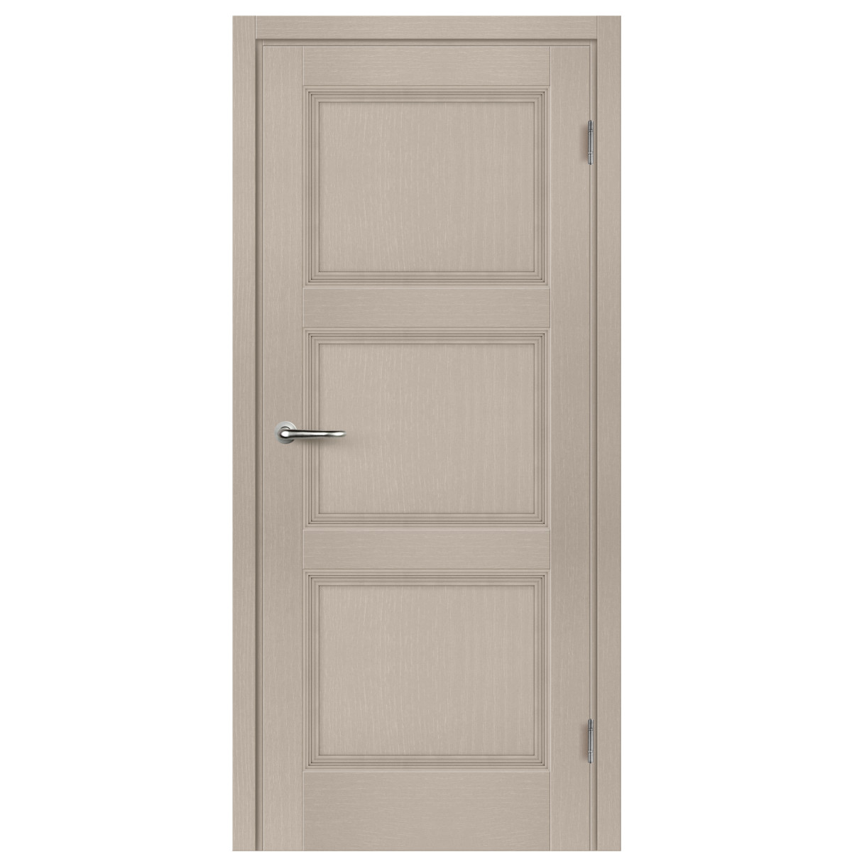 Дверь Межкомнатная Глухая Трилло 60x200 Hardflex Цвет Ясень
