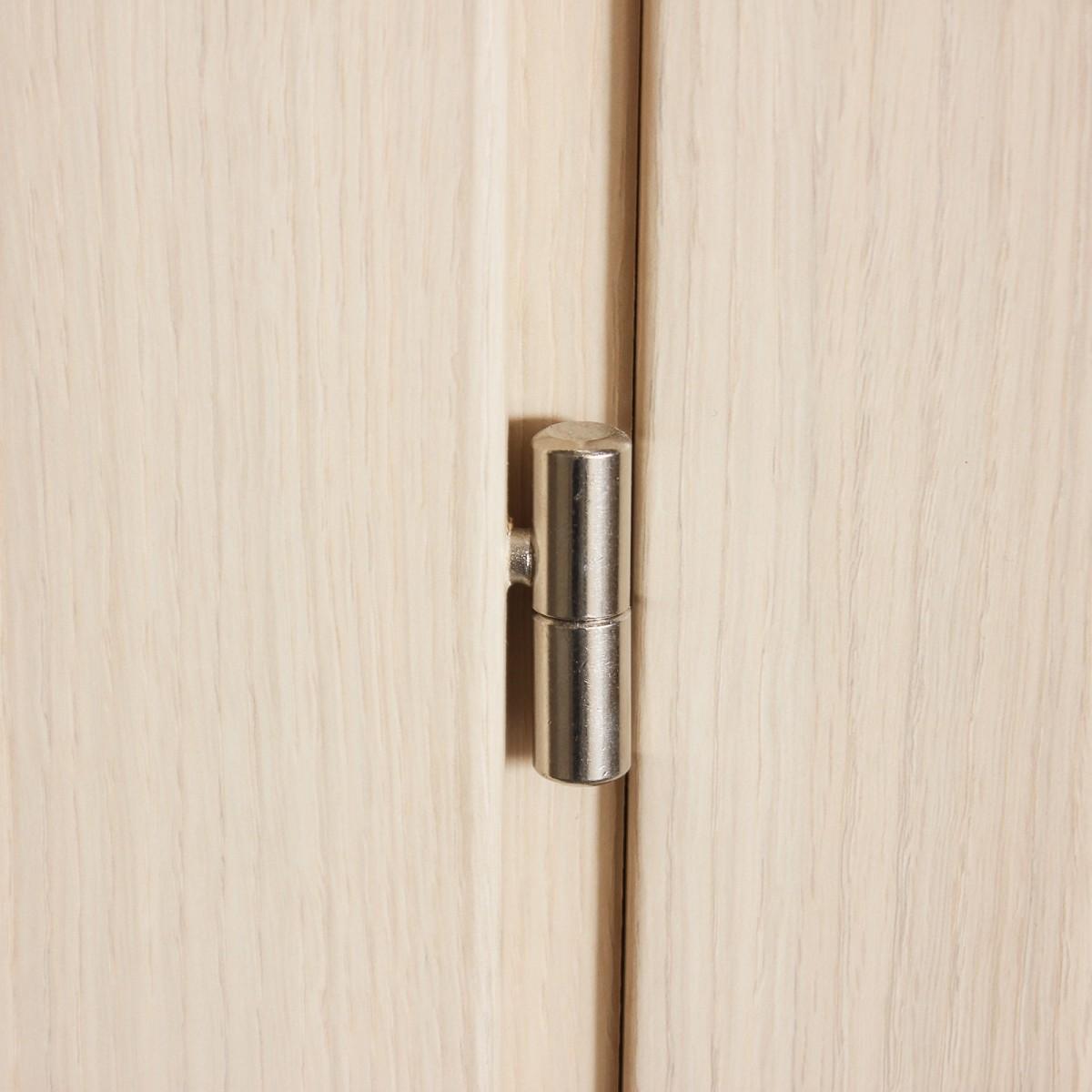 Дверь Межкомнатная Остеклённая Конкорд Cpl 80x200 Цвет Выбеленый Дуб
