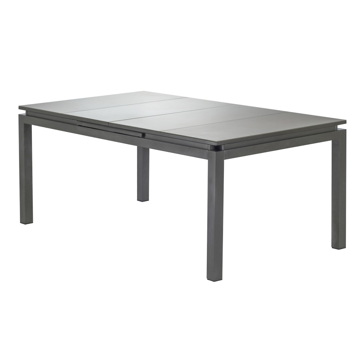 Стол садовый раздвижной Naterial Odissea Easy 180-240х90х76.5 см алюминий коричневый