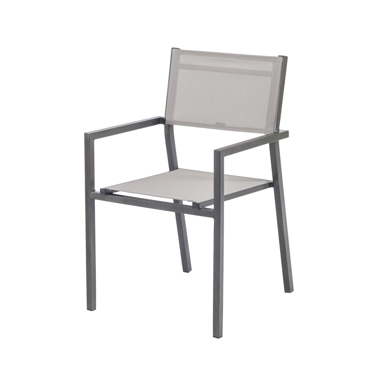 Кресло Naterial Orion Alfa цвет коричневый